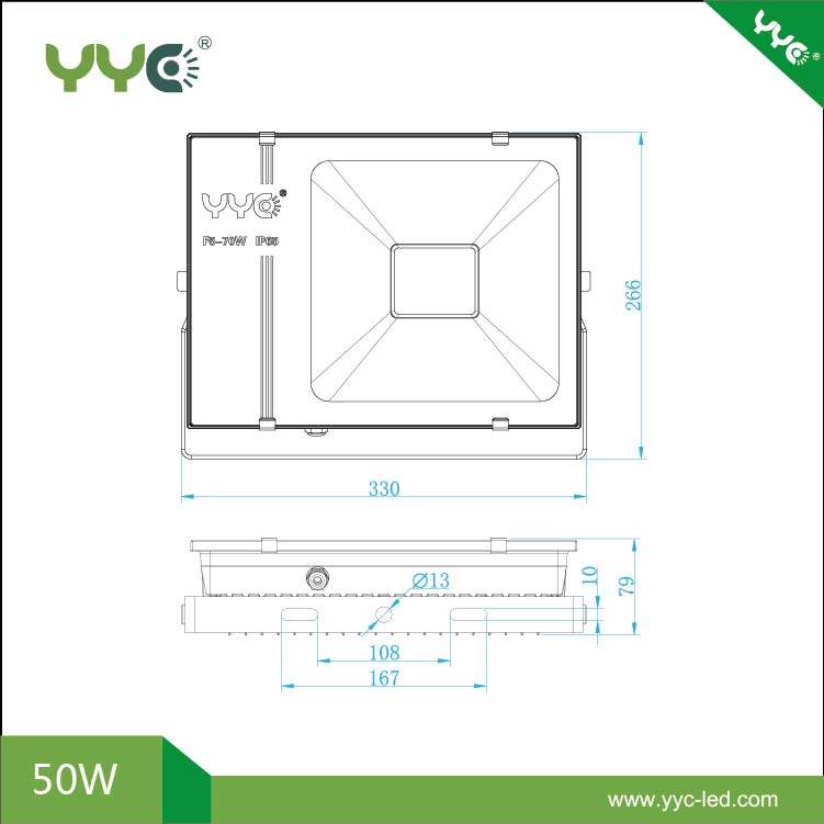 FF055-50W