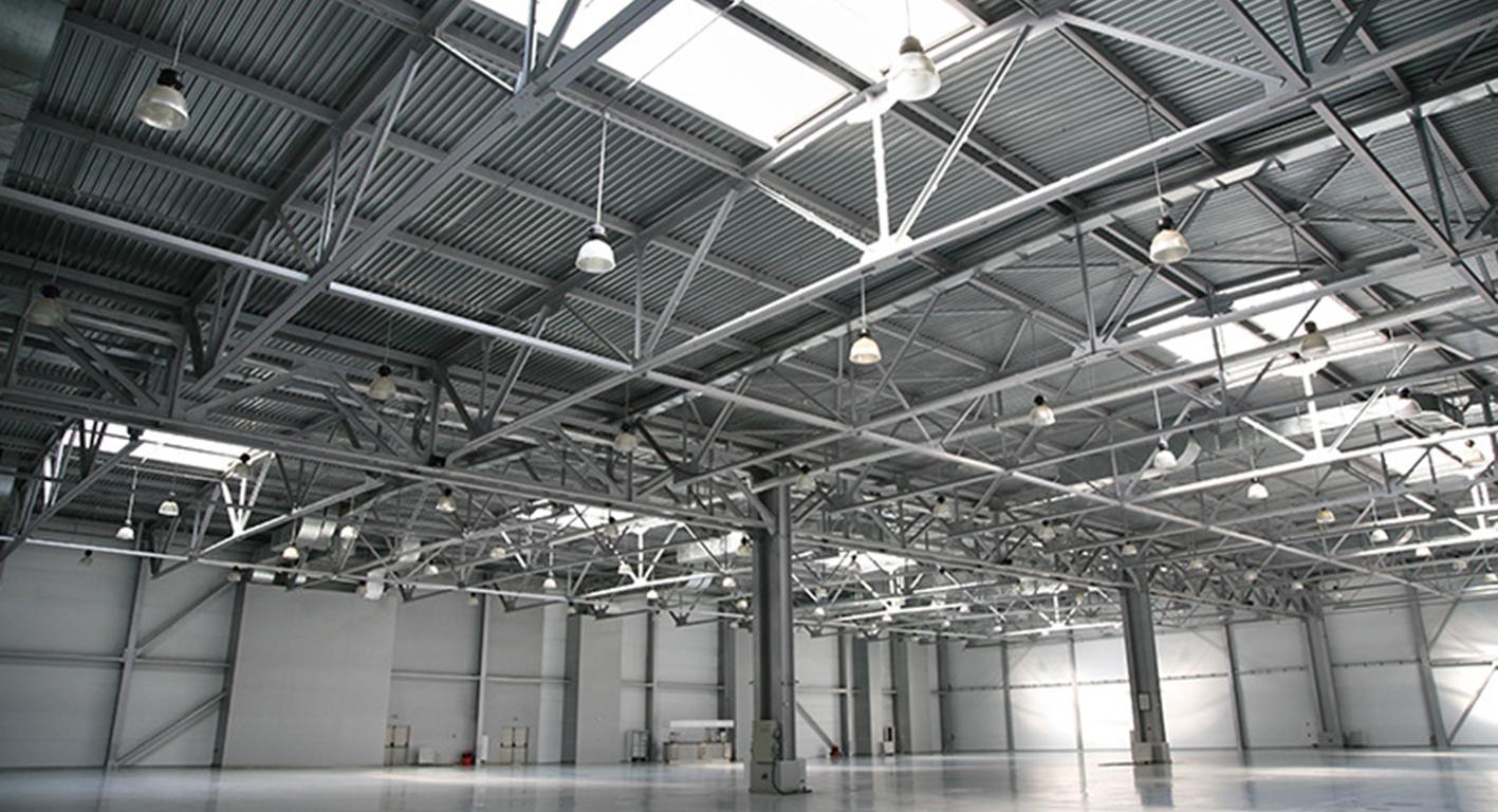 柳州长虹厂房基地照明工程