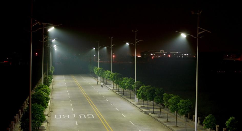 广西罗城道路照明工程