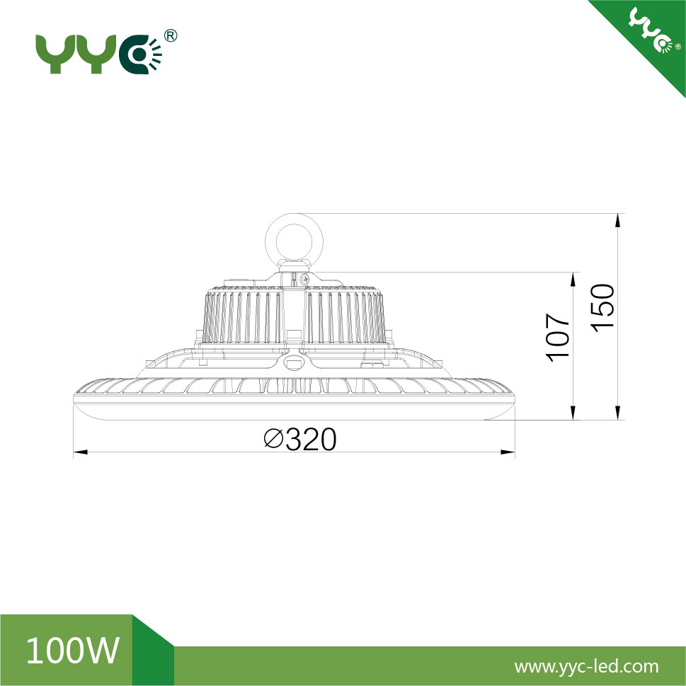 HY104-100W